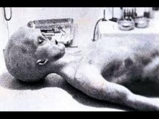 ВВС США  обнаружили тела инопланетян.Документальный фильм