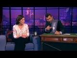 Вечерний Ургант - Мила ЙововичMilla Jovovich. 57 выпуск, 22.10.2012