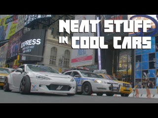 Korch Club   We Took The Craziest Street-Legal Drift Car In The World To Times Square