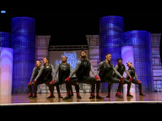 Duchesses Dance Crew (NZ)   Hip Hop Internationals 2014