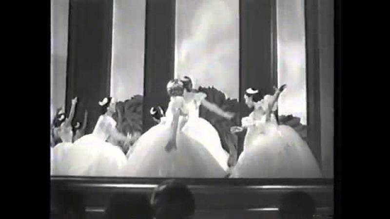 Vivien Leigh As ballerina in Waterloo Bridge 哀愁 1940