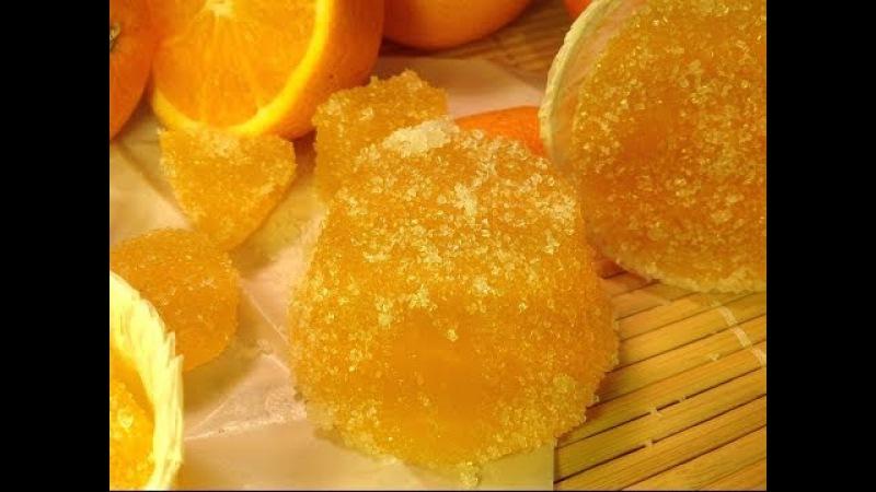 Апельсиновый мармелад