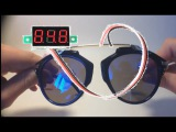Посылки с Алиэкспресс #55,56: Модные очки и вольтметры!
