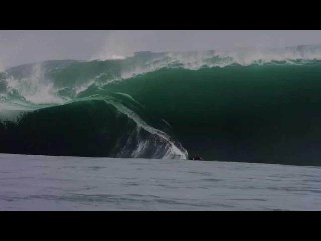 Самая большая в мире волна! Интересно!