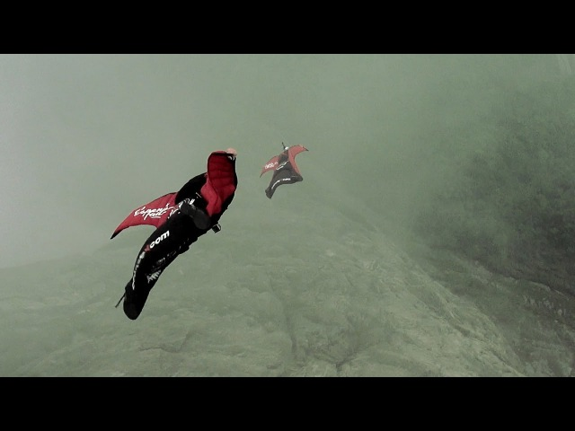 Wingsuit Pilot Narrowly Escapes Collision w/ Gondola at Tianmen Mountain | The Perfect Flight, Ep. 3