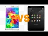 Nokia N1 VS. Samsung Galaxy Tab S 8.4 Apps opening (Скорость запуска приложений)