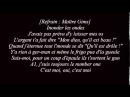 Maitre Gims - Number One ft H Magnum (Paroles)
