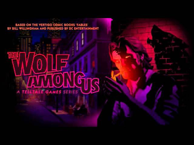 The Wolf Among Us Bigby's Apartment Music 30 minutes loop