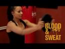 Упражнения с блином на все ударные мышцы Техника бокса Игорь Смольянов Boxing