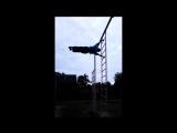 Street Workout совместно с Паркуром (Клип)