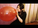 Yui Hisaishi - Happy Birthday - blowing a balloon till it pops 12inch