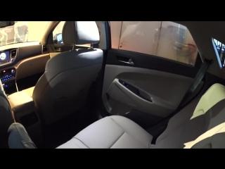Лучше чем Хендай ix35؟ Обзор нового Hyundai Tucson 2015-2016 Хендай Туссан
