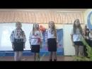 Пісня Повертайся Живим у виконанні учениць 6 класу Нежури Т Беркути А Вікарчук Д і Левченко К