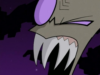 Invader Zim - Захватчик Зим. 1 сезон 22 серия. Halloween Spectacular of Spooky Doom
