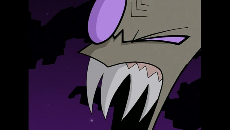 Invader Zim - Захватчик Зим. 1 сезон 22 серия. Halloween Spectacular of Spooky Doom