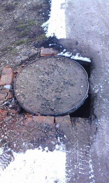 Житель Азнакаево пожаловался на открытый колодец на улице Лобачевского – «Народный контроль»