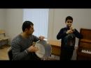 Репетиция в Учебно-воспитательном центре им. Лазаревых Армянской Апостольской Церкви