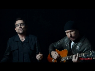 U2 - The Miracle (of Joey Ramone) - Live From Rolling Stone Magazine Shoot, Dublin 2014