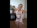 Аня танцює для Вані