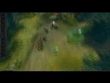 DOTA 2 - Рэп про Ursa ( Foking GAME ) №3