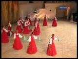 Русский фолк танец