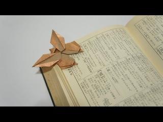 Бабочка-закладка для книг.Butterfly-tab for books