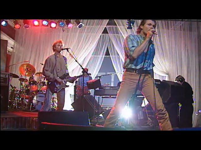 A-HA Live - HD at UNatt - March 1994