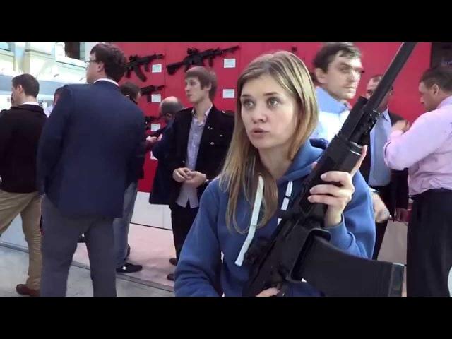 Молот-Оружие на Arms and Hunting 2015 » Freewka.com - Смотреть онлайн в хорощем качестве