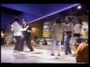 Pulp Fiction detrás de cámaras escena de baile en Jack Rabbit Slims