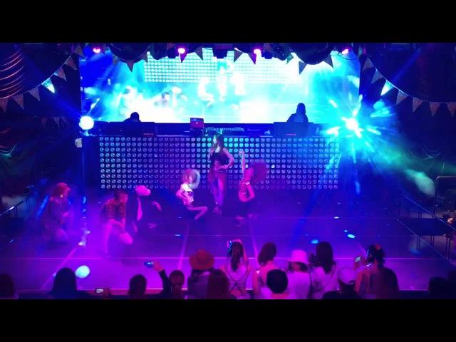 Jay Park - solo(feat. Hoddy) ChanghoYeosun Special Stage in OSAKA@Dance Studio MARU