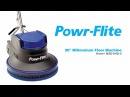 Уборочное оборудование Powr-Flite