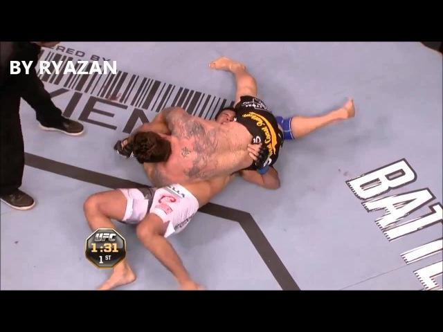 Antonio Rodrigo Nogueira vs Frank Mir