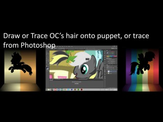 My Little Pony: How to animate Orginial Characters [Flash Tutorial] [Puppet Rigging](UPDATED)