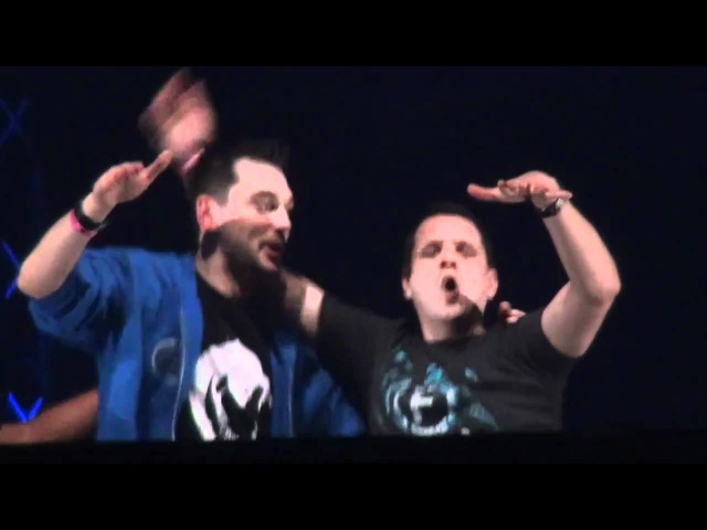 Crypsis Live @ Hard Bass 2011 - Official Video
