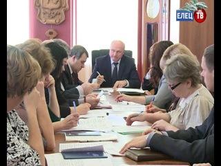 В Ельце продолжается жесткая борьба с должниками по налогам и сборам