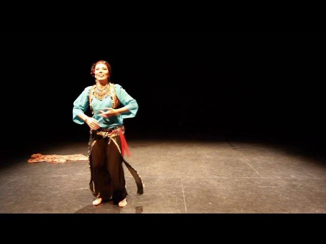 Ghawazee - Nensi Bego- Gypsy Dance Fest Show
