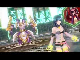 Trailer - Wii U - Genei Ibunroku#FE Aoi Itsuki (Shin Megami Tensei X Fire Emblem) - Vostfr/eng sub