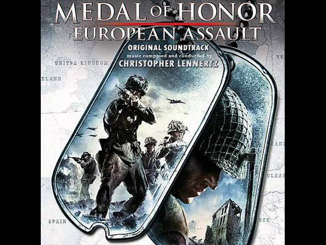 Medal Of Honor European Assault Soundtrack - Main Theme (HQ)