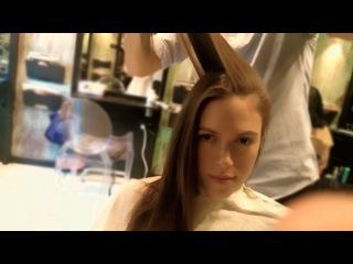 Kenneth Siu's Haircut - Slice Cut Long Layer