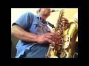Let It Be The Beatles Saxophone Acoustic Guitar Cover