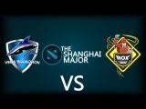 Vega Squadron - Tornado ROX. The Shanghai Major. Highlights
