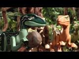 LEGO® Jurassic World: Little Arms...Big Feet - Fan Creation
