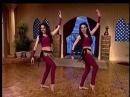 Вина и Нина Бидаши. Танец живота. Движения