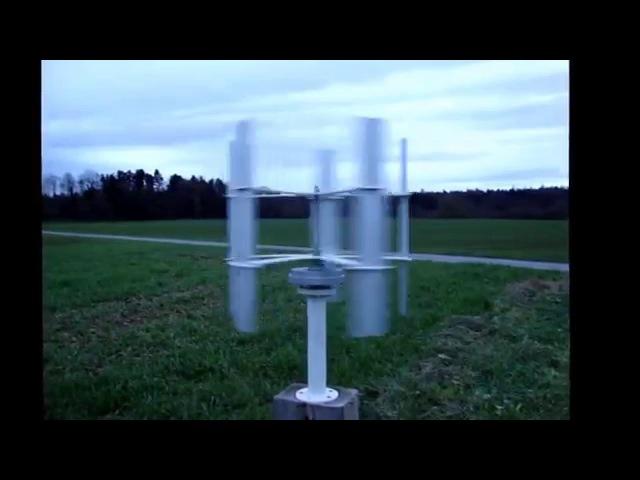 Виды Ветрогенераторов! \ types of turbines