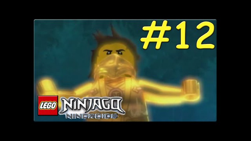 Lego Ninjago Nindroids Walkthrough Part 12 Overlord Rising (Final Boss)