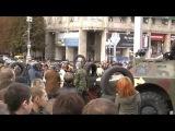 S.T.A.L.K.E.R. FEST-2009 на Майдане Часть 1 (Дуэль разработчиков игры