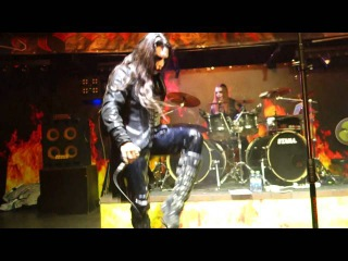 Carach Angren-There's No Place Like Home,The Sighting is a Portent of Doom [Rock House, 14.11.2015]