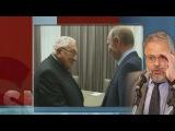 Цель визита Киссинджера в Россию.М.Хазин