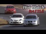 ENG CC Hot Hatch Battle - Integra R DC5, BMW 130i M, Golf R32, 147 GTA, Audi A3 Tsukuba 2006