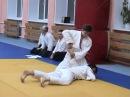 Экзамен на 4-1 кю. Алтайский центр айкидо Сингитай